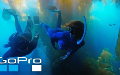 GoPro HERO10: Discovering the Beauty of Catalina Island