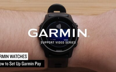 Support: Setting Up Garmin Pay