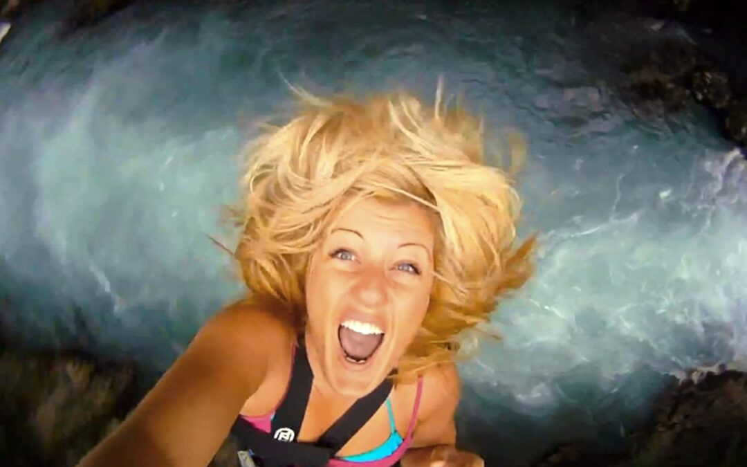 GoPro HD: Bungee Jumping  – TV Commercial – You in HD