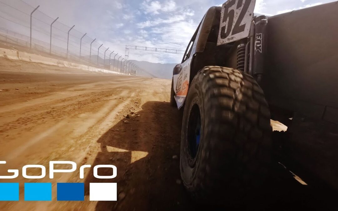 GoPro HERO10: Moto Durability on the Track with Ronnie Anderson