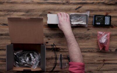 Garmin Tread™: Unboxing